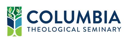 Logo of Columbia Theological Seminary Moodle